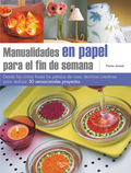 MANUALIDADES EN PAPEL PARA EL FIN DE SEMANA