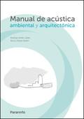 MANUAL DE ACÚSTICA AMBIENTAL Y ARQUITECTÓNICA.