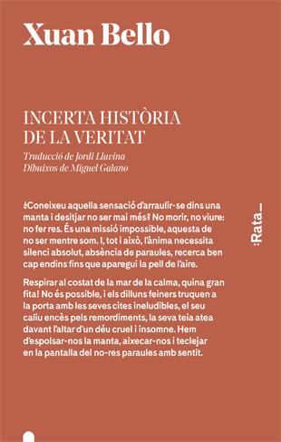 INCERTA HISTÒRIA DE LA VERITAT.