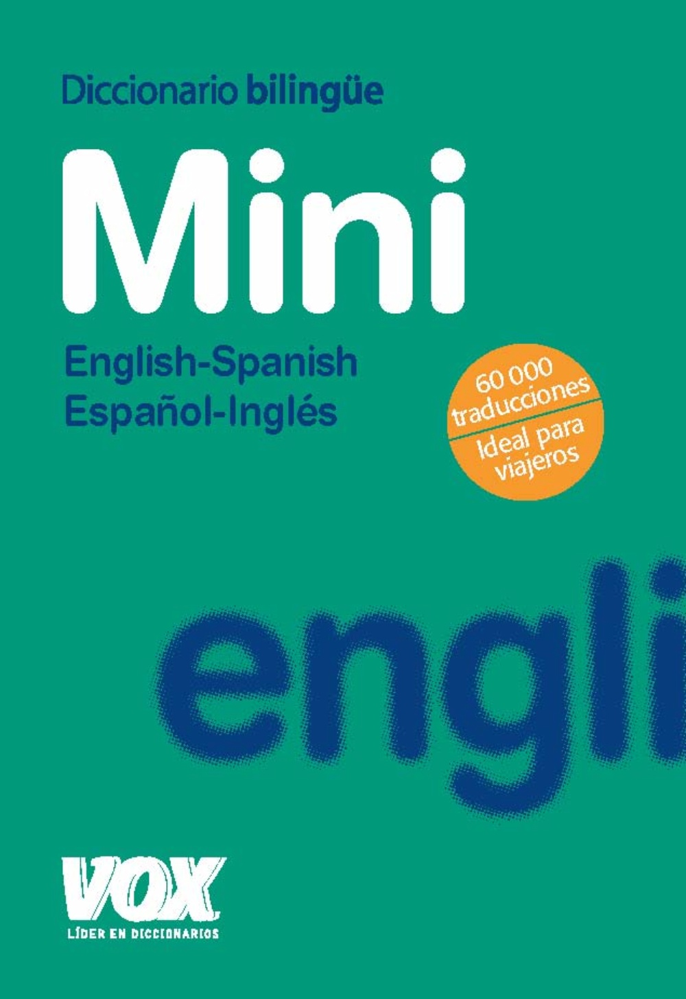 DICCIONARIO MINI ENGLISH-SPANISH.