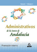 ADMINISTRATIVOS JUNTA ANDALUCIA VOL 1.