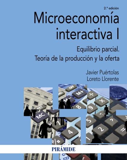 MICROECONOMÍA INTERACTIVA I. EQUILIBRIO PARCIAL. TEORÍA DE LA PRODUCCIÓN Y LA OFERTA