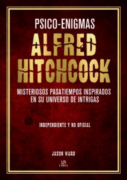 PSICO-ENIGMAS ALFRED HITCHCOCK                                                  MISTERIOSOS PAS