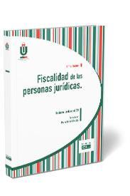 FISCALIDAD DE LAS PERSONAS JURÍDICAS.