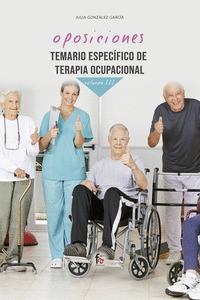 TEMARIO ESPECIFICO DE TERAPIA OCUPACIONAL-VOLUMEN III