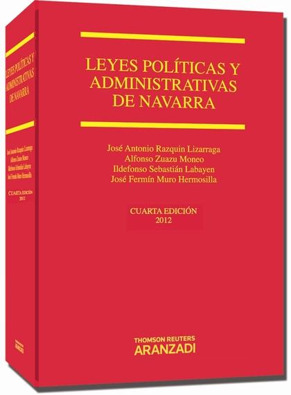 LEYES POLÍTICAS Y ADMINISTRATIVAS DE NAVARRA.