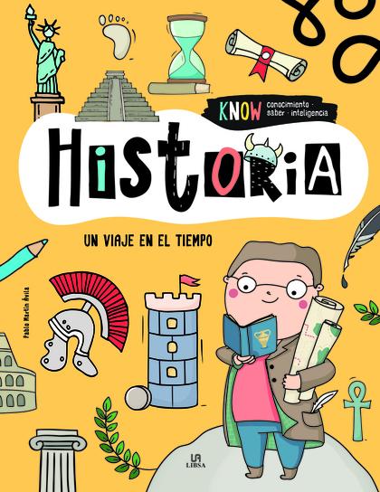 HISTORIA                                                                        UN VIAJE EN EL