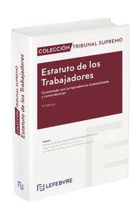 ESTATUTO DE LOS TRABAJADORES COMENTADO 11ª ED.                                  COLECCIÓN TRIBU