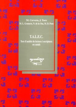 T.A.L.E.C., TEST D´ANÀLISI DE LECTURA I ESCRIPTURA EN CATALÀ.