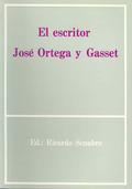 EL ESCRITOR JOSÉ ORTEGA Y GASSET.