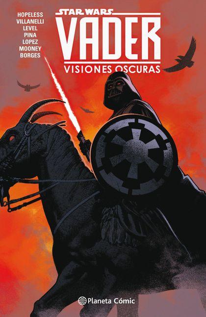 STAR WARS VADER: VISIONES OSCURAS