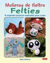 MUÑECOS DE FIELTRO FELTIES