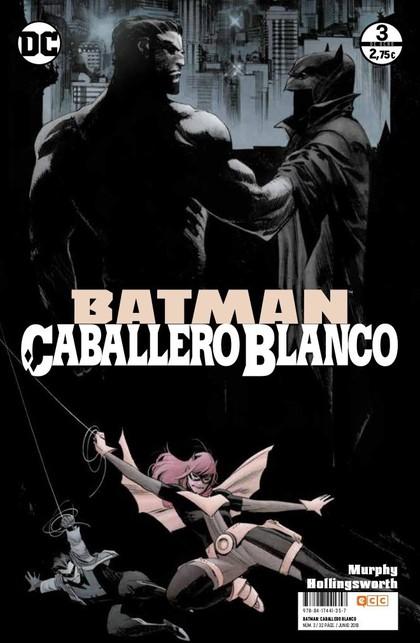 BATMAN: CABALLERO BLANCO 03