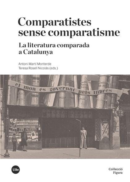 COMPARATISTES SENSE COMPARATISME                                                LA LITERATURA C