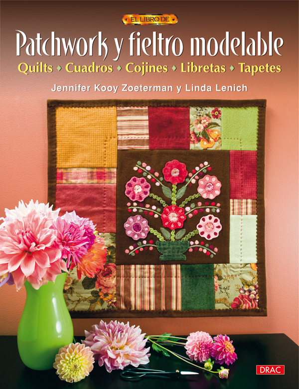 PATCHWORK Y FIELTRO MODELABLE