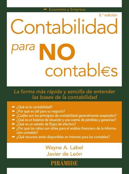 CONTABILIDAD PARA NO CONTABLES.