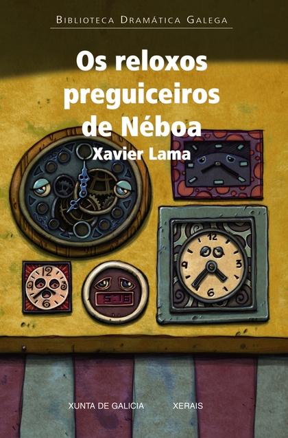 OS RELOXOS PREGUICEIROS DE NÉBOA