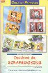 CUADROS DE SCRAPBOOKING.