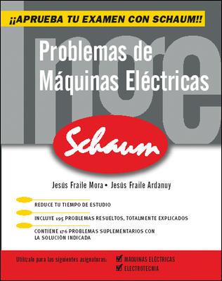 PROBLEMAS DE MAQUINAS ELECTRICAS.