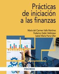 PACK- PRÁCTICAS DE INICIACIÓN A LAS FINANZAS