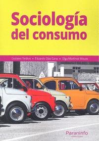 SOCIOLOGÍA DEL CONSUMO