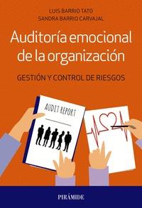 AUDITORÍA EMOCIONAL DE LA ORGANIZACIÓN.