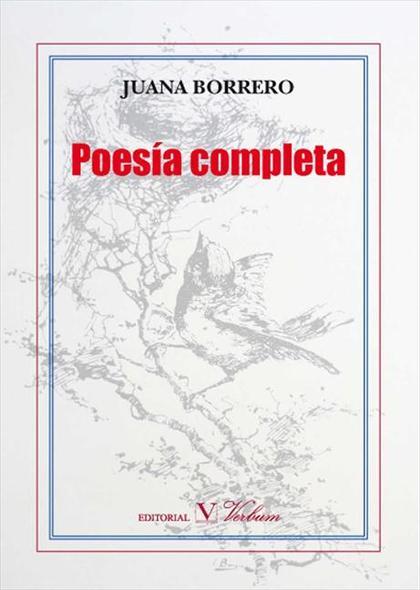 POESÍA COMPLETA JUANA BORRERO.