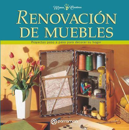 RENOVACIÓN DE MUEBLES