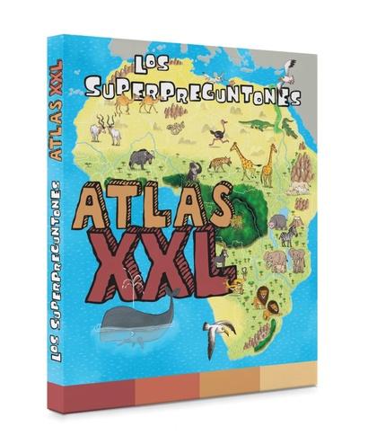 LOS SUPERPREGUNTONES. ATLAS XXL.