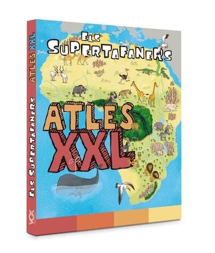 ELS SUPERTAFANERS. ATLES XXL.