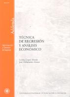 TÉCNICA DE REGRESIÓN Y ANÁLISIS ECONÓMICO