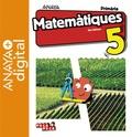 MATEMÀTIQUES 5. PRIMÀRIA. ANAYA + DIGITAL..