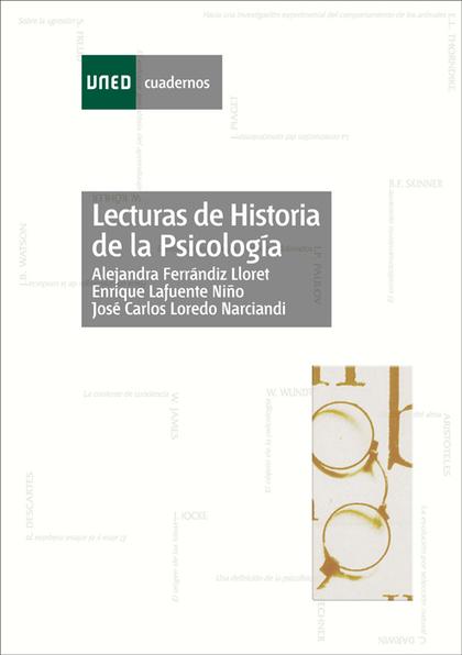LECTURAS DE HISTORIA DE PSICOLOGÍA