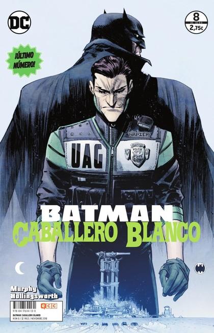 BATMAN: CABALLERO BLANCO 08