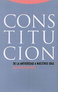 CONSTITUCION DE LA ANTIGUEDAD A NUESTROS DIAS EPD
