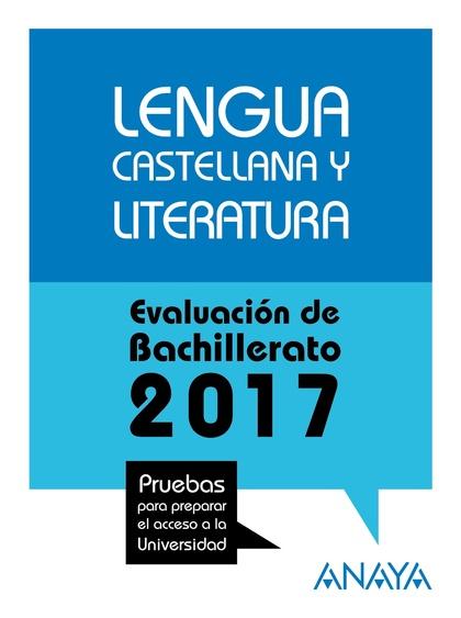 LENGUA CASTELLANA Y LITERATURA..