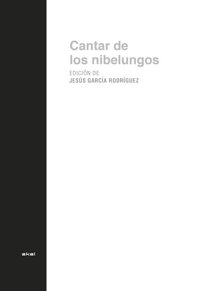 CANTAR DE LOS NIBELUNGOS, EL