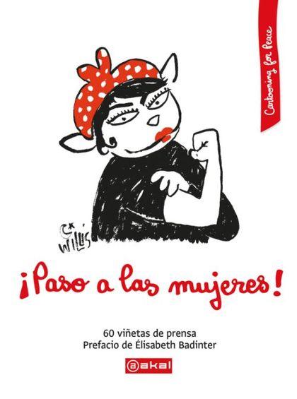 ¡PASO A LAS MUJERES!.