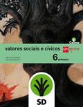SD PROFESOR. VALORES SOCIAIS E CÍVICOS. 6 PRIMARIA. CELME.