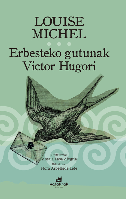 ERBESTEKO GUTUNAK VICTOR HUGORI.