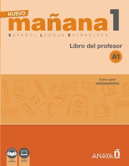 NUEVO MAÑANA 1 A1. LIBRO DEL PROFESOR.