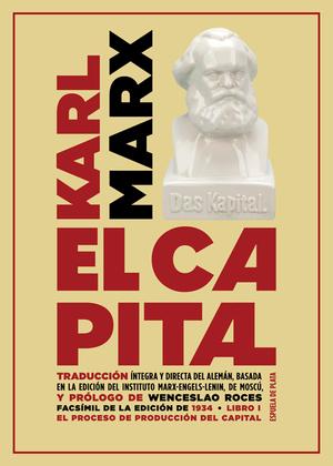 EL CAPITAL. LIBRO I                                                             CRÍTICA DE LA E