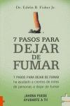 7 PASOS PARA DEJAR DE FUMAR