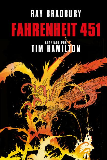 FAHRENHEIT 451 (NOVELA GRÁFICA).