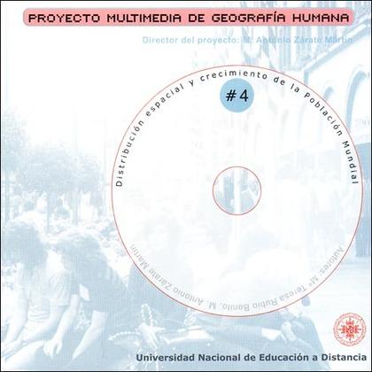 DISTRIBUCIÓN ESPACIAL Y CRECIMIENTO DE LA POBLACIÓN MUNDIAL: PROYECTO MULTIMEDIA DE GEOGRAFÍA H