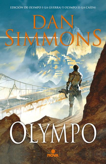 OLYMPO. EDICIÓN DE OLYMPO I (LA GUERRA) Y OLYMPO II (LA CAÍDA)