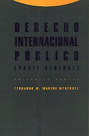 DERECHO INTERNACIONAL PÚBLICO : PARTE GENERAL