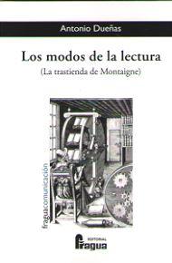 LOS MODOS DE LECTORA (LA TRANSTIENDA DE MONTAIGNE).