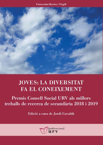 JOVES: LA DIVERSITAT FA EL CONEIXEMENT                                          PREMIS CONSELL