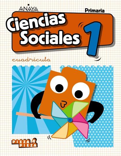 CIENCIAS SOCIALES 1. CUADRÍCULA..